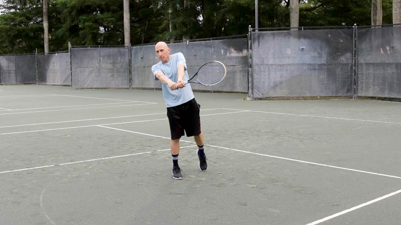 Backhand Swinging Volley (3)