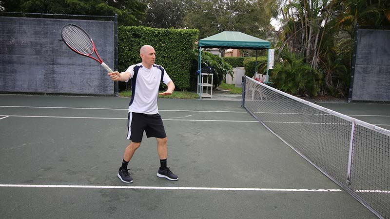 Forehand Drive Volley (1)