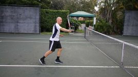 Forehand Drive Volley (2)