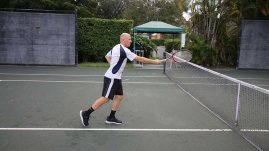 Forehand Drive Volley (3)