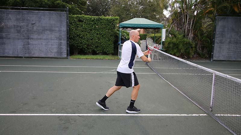 Forehand Drive Volley (4)