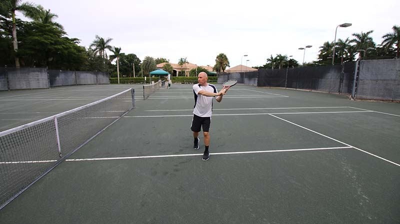 Backhand Drive Volley (1)