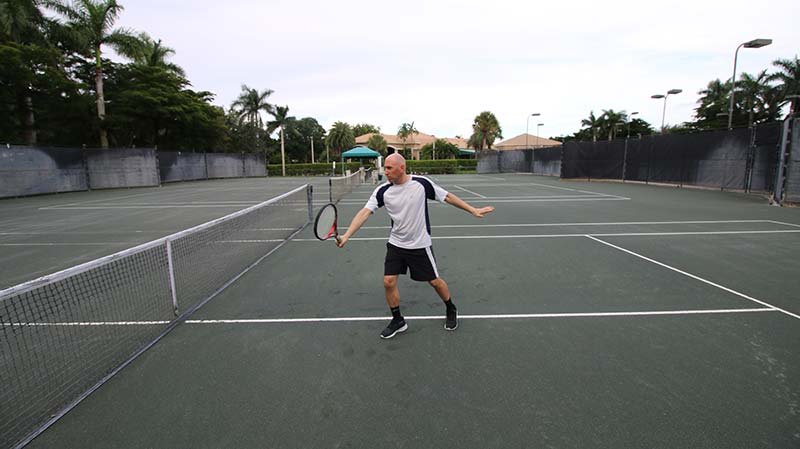 Backhand Drive Volley (3)