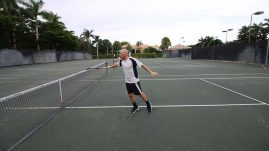 Backhand Drive Volley (4)