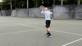 Forehand Swinging Volley (1)