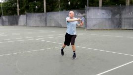 Forehand Swinging Volley (4)