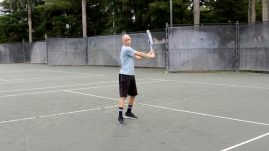 Backhand Swinging Volley (1)