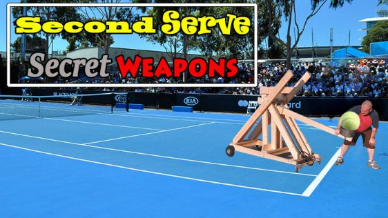 10 Common Second Serve Issues And How To Fix Them
